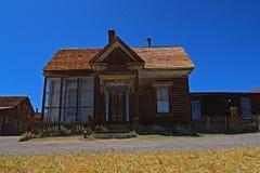 Casa de campo velha Foto de Stock