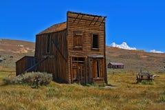 Casa de campo velha Fotos de Stock