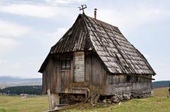 Casa de campo velha Fotos de Stock Royalty Free