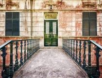 Casa de campo velha Imagem de Stock Royalty Free