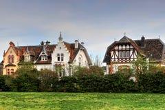 Casa de campo velha Imagens de Stock Royalty Free
