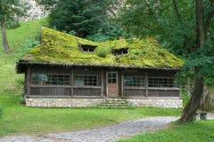 Casa de campo vieja Fotografía de archivo