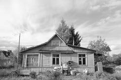 Casa de campo vieja Imagenes de archivo