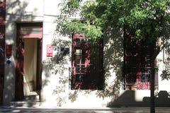 Casa DE Carlos Gardel Royalty-vrije Stock Foto