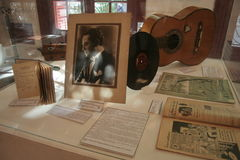 Casa DE Carlos Gardel Royalty-vrije Stock Afbeeldingen