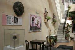 Casa DE Carlos Gardel Stock Afbeelding