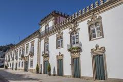 Casa de Carreira en Viana do Castelo Imagenes de archivo
