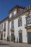 Casa de Carreira in Viana do Castelo Royalty Free Stock Image