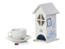 Casa de chá Imagens de Stock