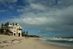 Casa de chá Cottesloe WA Fotografia de Stock Royalty Free
