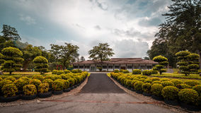 A casa de chá japonesa, Singapura Imagem de Stock Royalty Free