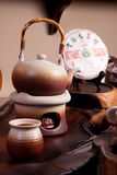 Casa de chá tradicional foto de stock