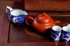 Casa de chá tradicional Foto de Stock Royalty Free
