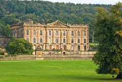 Casa de Chatsworth Fotos de Stock