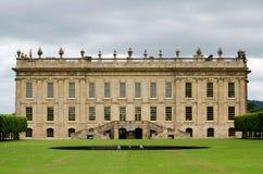Casa de Chatsworth fotos de stock royalty free