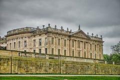 Casa de Chatsworth Fotos de Stock