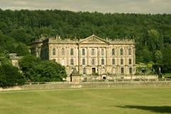 Casa de Chatsworth foto de stock
