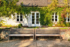 A casa de Chopin Imagem de Stock
