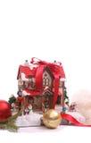 Casa de Chrismas Imagem de Stock Royalty Free