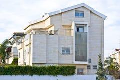 Casa de cidade Imagens de Stock