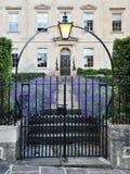 Casa de cidade de Londres fotos de stock royalty free