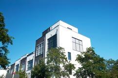 Casa de cidade em Berlim Fotos de Stock Royalty Free