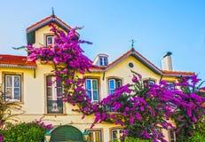 Casa de cidade em Sintra, Portugal Imagem de Stock
