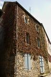Casa de cidade francesa Fotos de Stock