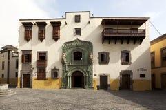 Casa de Colón, Las Palmas, Grand Canary Royalty Free Stock Photo