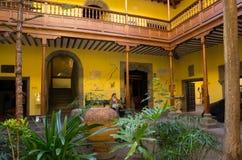 Casa de Colon Royalty Free Stock Images