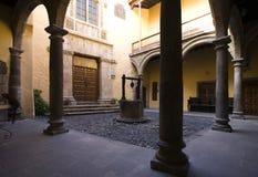 Casa de Columbus imagem de stock royalty free