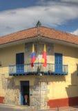 Casa De Comuneros Fotografia Stock