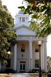 Casa de corte da cidade pequena Imagem de Stock Royalty Free