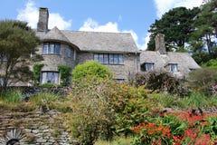 Casa de Counrty del inglés Fotos de archivo