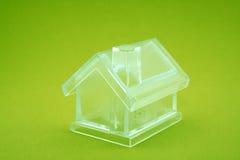 Casa de cristal Foto de Stock