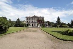 Casa de Curraghmore Imagenes de archivo