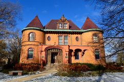 Casa de Dawes Fotografia de Stock