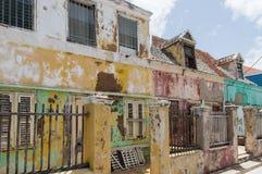 Casa de Detiorating fotografia de stock royalty free