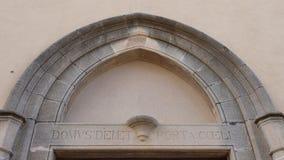 Casa de deus Fotografia de Stock