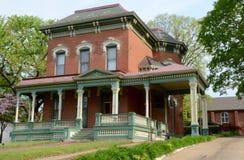 Casa de Dickhut Foto de archivo