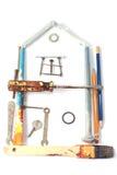 Casa de DIY Imagen de archivo