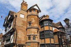 Casa de Eastgate em Rochester, Reino Unido Imagens de Stock