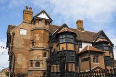 Casa de Eastgate em Rochester, Reino Unido Imagem de Stock