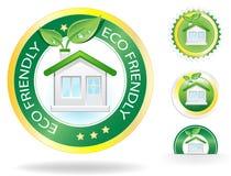 Casa de Eco Foto de archivo