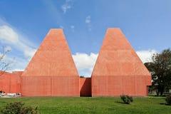 casa de Eduardo souto rego της Paula moura Στοκ φωτογραφία με δικαίωμα ελεύθερης χρήσης