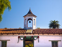 Casa de Estudillo Old San Diego California Royalty Free Stock Image
