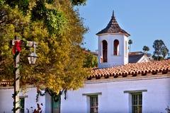Casa de Estudillo Old San Diego Town California Stock Images