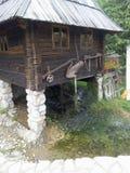 Casa de Etno foto de archivo