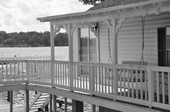 Casa de férias foto de stock royalty free