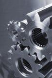Casa de fieras mecánica Fotos de archivo libres de regalías